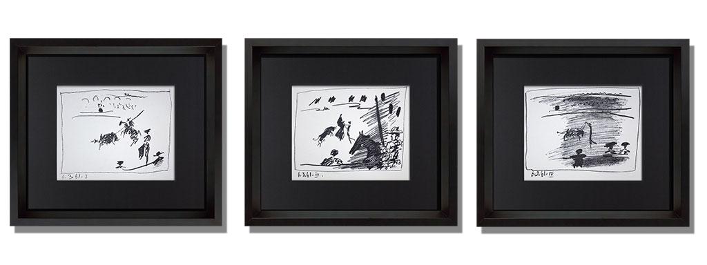 Pablo Picasso Three Picador
