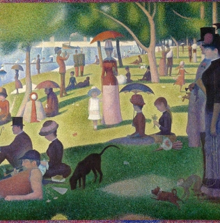 Happy Birthday Georges Seurat