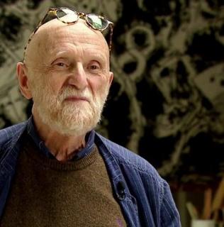 Pierre Alechinsky's 86th Birthday