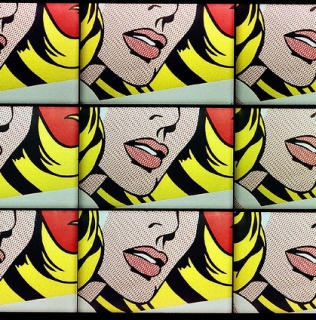 Happy Birthday Roy Lichtenstein