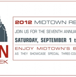 Midtown Restaurant Week