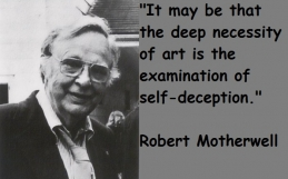 Happy Birthday Robert Motherwell