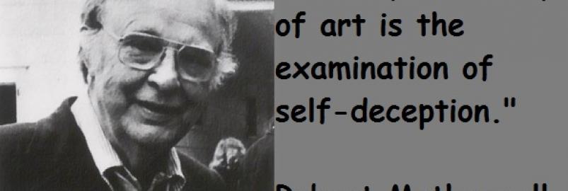 Happy Birthday Robert Motherwell