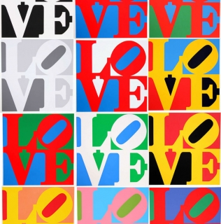 Happy Birthday Robert Indiana