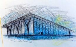 Tadao Ando Sketches The Modern