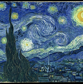 Happy Birthday Vincent Van Gogh