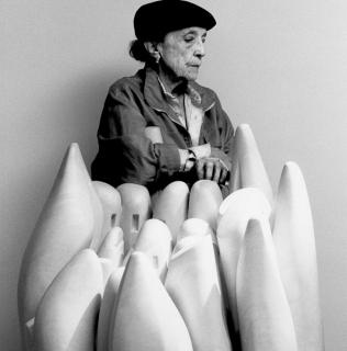 Happy Birthday Louise Bourgeois