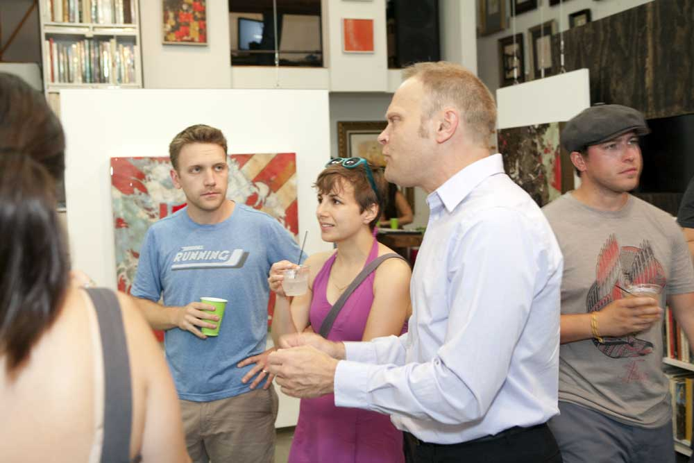 In the Gallery: Jeff Holleran