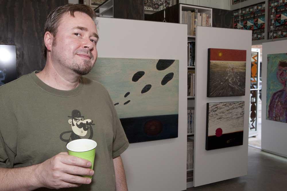 Gallery Snapshots – Walt Woodall