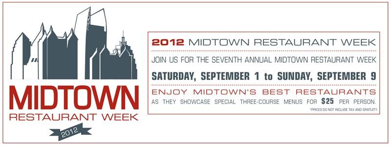 Midtown Restaurant Week