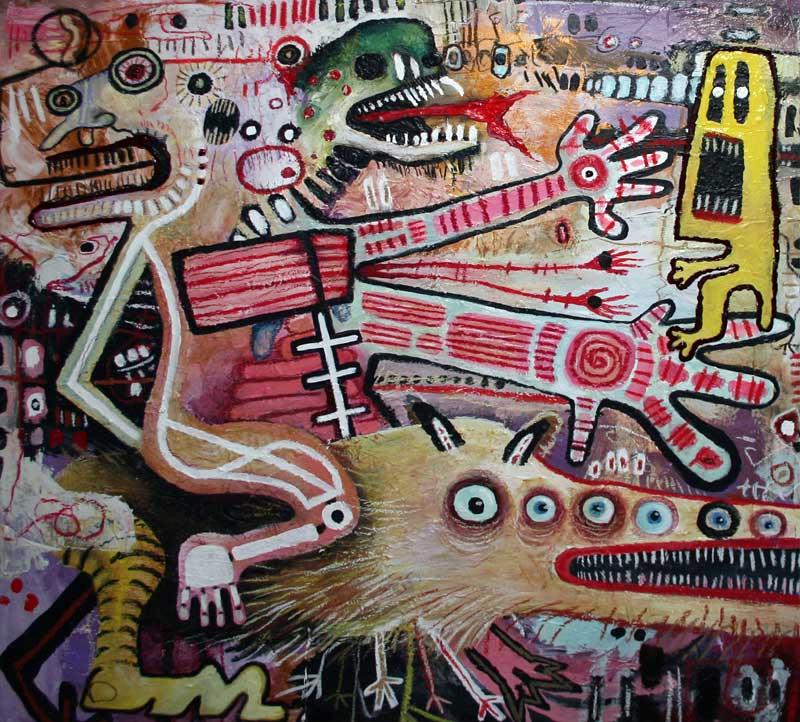 'Body of Work' artist Trey Moseley sells featured work!