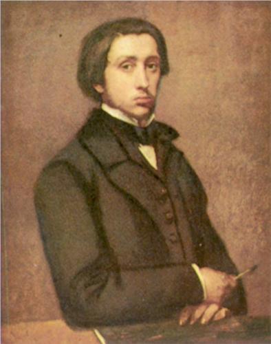 Happy Birthday Edgar Degas