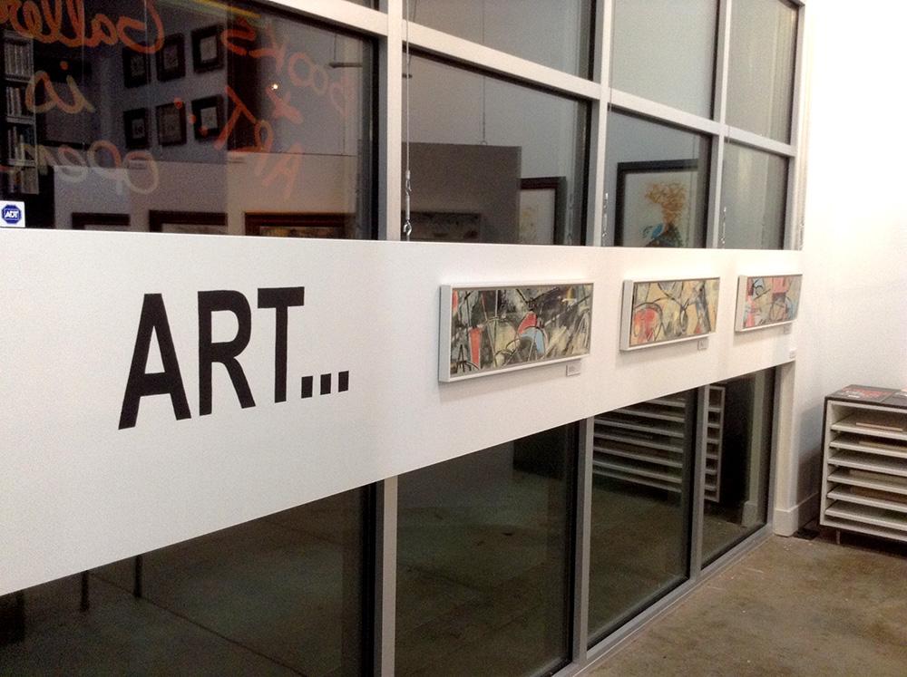 ART… @ Modern Now Gallery
