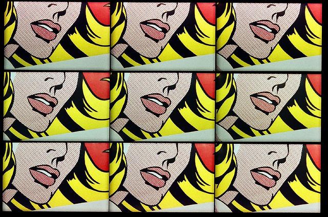 Happy Birthday Roy Lichtenstein