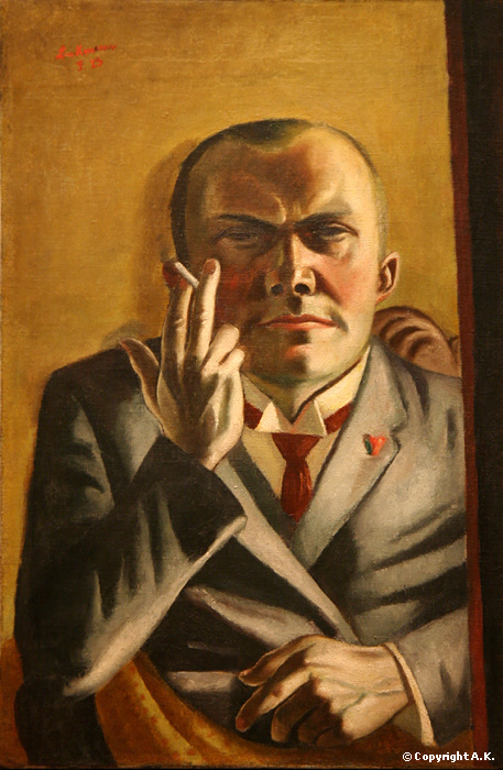 Happy Birthday Max Beckmann