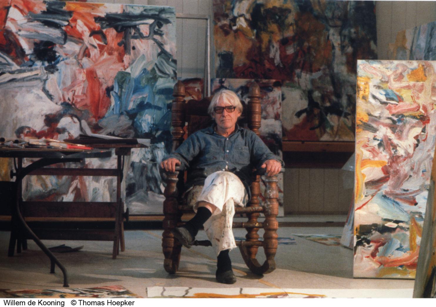 Happy Birthday Willem De Kooning