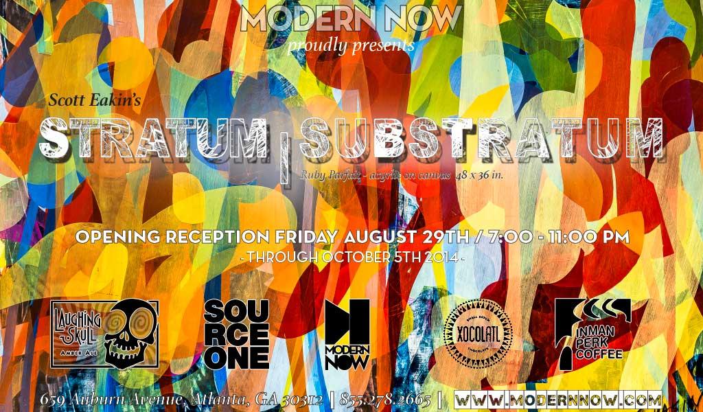 Stratum | Substratum This Friday